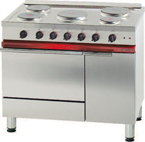 commercial electric range cooker CE 1051 E. AMBASSADE DE BOURGOGNE