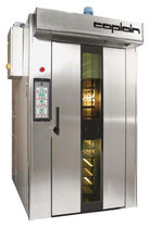 commercial electric rotating rack oven FRP-6/8-P - ELECTRICITY/GAS caplain machines