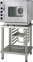 commercial electric steam combi-oven CFE 806 CV. AMBASSADE DE BOURGOGNE