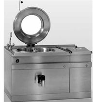 commercial electric steam kettle OPIMA 850 MKN