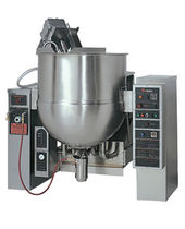commercial floor standing gas steam kettle DHINA 2-100 CapKold