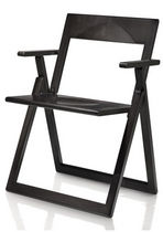 commercial folding chair AVIVA ARM by Marc Berthier The Chair Factory