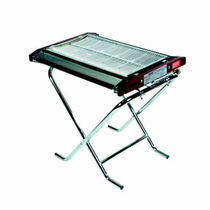 commercial folding gas barbecue CAVALIER ALPINA