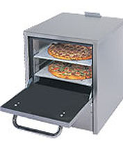 commercial gas 2 chamber pizza oven  Castle