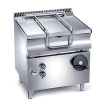 commercial gas bain-marie  Elettrainox