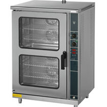 commercial gas combi-oven TEC10GMD  Parry