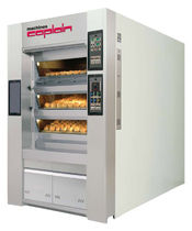commercial gas combi-oven FSMIX-R caplain machines