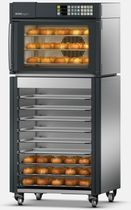 commercial gas convection oven MIWE SIGNO MIWE