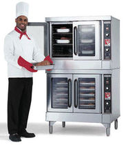 commercial gas convection oven WKGD-2 WOLF