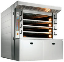 commercial gas deck oven GMTS  Tugkan bakery equipment ltd