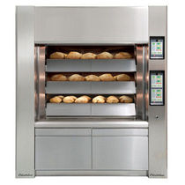 commercial gas deck oven  Tugkan bakery equipment ltd