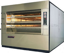 commercial gas deck oven ESMKD  Tugkan bakery equipment ltd