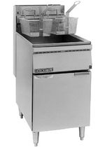 commercial gas fryer FMS65 Grindmaster