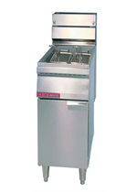 commercial gas fryer FMP40BSS Grindmaster