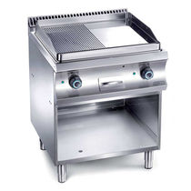 commercial gas griddle (frytop)  Elettrainox