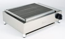 commercial gas grill BIG 600 GG1 CF PARKER