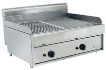 commercial gas grill BIG 700 GG2 CF PARKER
