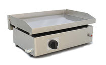 commercial gas grill CHROME: CP-90 SIMOGAS SL
