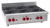 commercial gas hob AHP212 WOLF