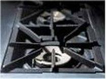 commercial gas hob MADE TO MEASURE  OPEN BURNER MOLTENI