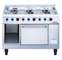 commercial gas range cooker FGH 615 Küppersbusch