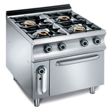 commercial gas range cooker G4SF948 mbm