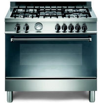 commercial gas range cooker PX95C61X SARO