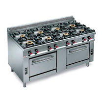 commercial gas range cooker  PAMA PARSI MACCHINE s.r.l.
