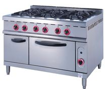 commercial gas range cooker  Legends Trading CO.Ltd