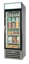 commercial glass door refrigerator MMR Beverage Air