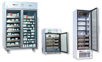 commercial glass door refrigerator UNIMEDICAL PHARM UNIFRIGOR