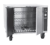 commercial heated holding cabinet with casters HHC Hobart