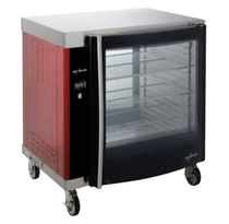 commercial heated holding cabinet with casters AR-7EVH Alto-Shaam France