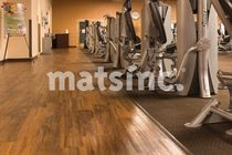 commercial imitation wood vinyl plank flooring (FloorScore certified, low VOC emissions) FLOORWORKS&reg; ANTIQUE Mats