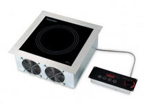 commercial induction hob ZITA CB-35A SARO