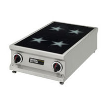 commercial induction range cooker 120822 MENU SYSTEM AG