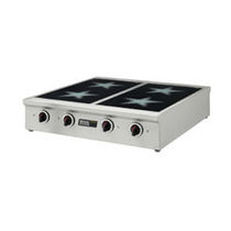 commercial induction range cooker 120823 MENU SYSTEM AG