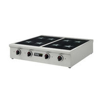 commercial induction range cooker 120825 MENU SYSTEM AG