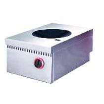 commercial induction wok range cooker NEWI 4-60/SN Nayati