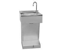 commercial kitchen sink WASHBASIN WITH COLUMN 500X500 MAFIROL