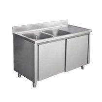commercial kitchen sink  Elettrainox