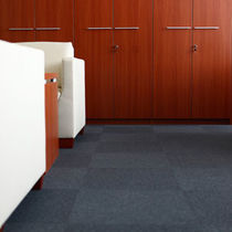 commercial loop pile carpet tile TEMPO MODULAR ege carpets