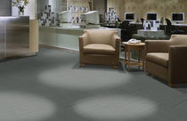 commercial loop pile carpet tile (100% recyclable) BIOSFERA MICRO FLOR
