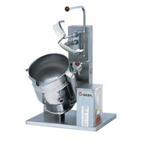 commercial mixer kettle TDB/TDA2-20 GROEN
