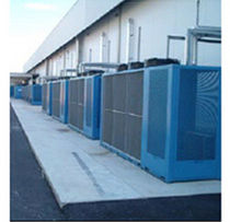 commercial monosplit condensing unit UCAL B Blue Box Group