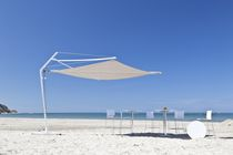 commercial offset patio umbrella SPIN - TOUCHBYCORRADI Corradi Group