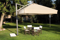 commercial offset patio umbrella MILANO Grattoni Olfino