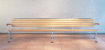 commercial outdoor bench GARTENBANK Atelier Alinea