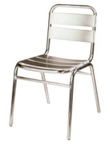 commercial outdoor chair  AL-102-STK Beaufurn (BFP)