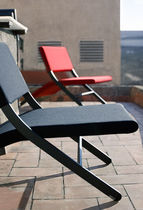 commercial outdoor folding chair SILLA F by Bopbaa Alis